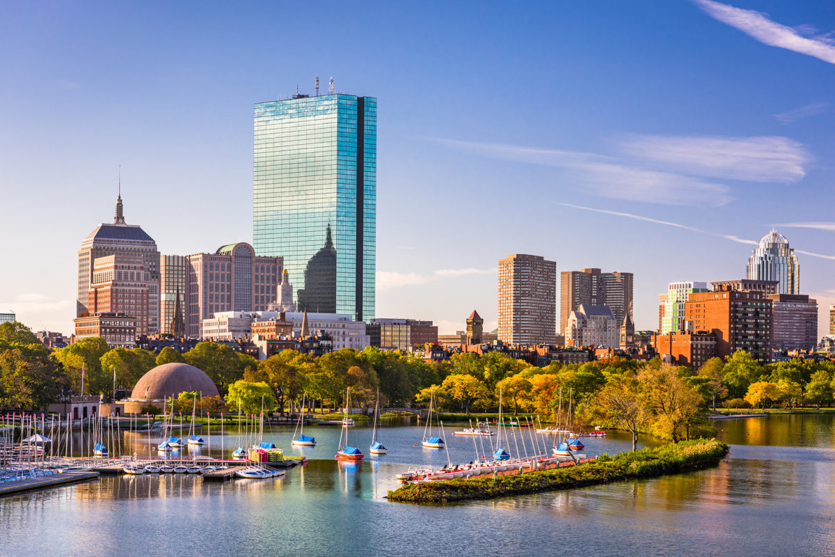 NEH Summer Institute: Engaging Geography in the Humanities (Boston)